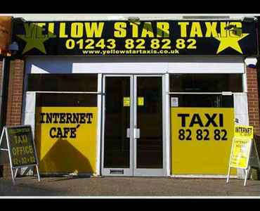 yellowstar taxi